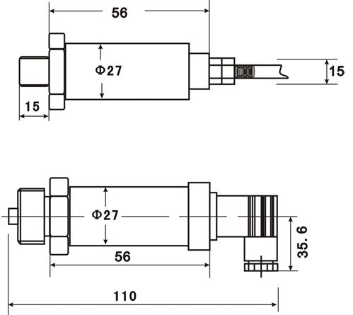 pt330型压力变送器